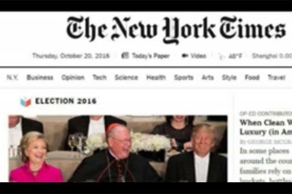 فیلم   کامران نجفزاده اینگونه انتخابات آمریکا را روایت میکند   ترامپ میبازد مگر ...