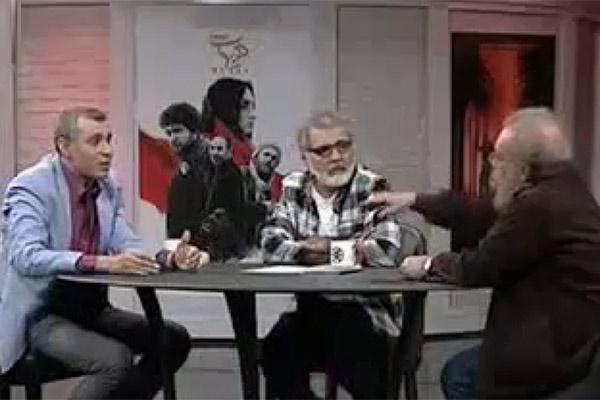 فیلم | درگیری یک کارگردان با فراستی | نعیمی: اصلا در شان من نیست با تو صحبت کنم