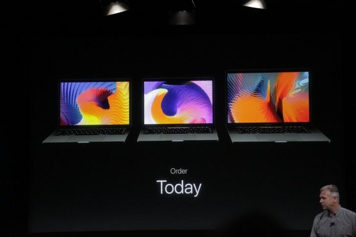 جزییات رونمایی از ۳ لپتاپ جدید مک بوک پرو اپل