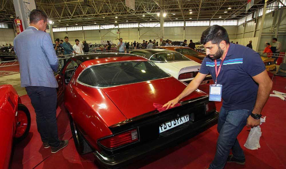 تصاویر   کلیک کنید و خودروها و موتورهای کلاسیک را ببینید