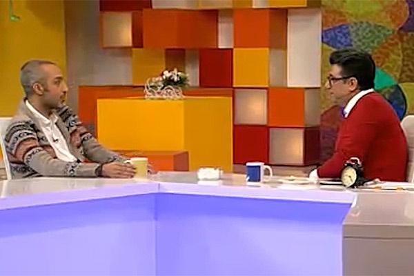 فیلم | توضیحات ژوله درباره صابون معروفش در برنامه رضا رشیدپور
