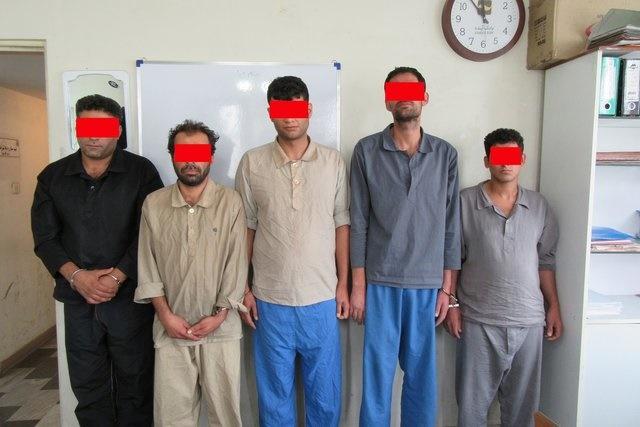 بازداشت ساقی جیببرها با همدستانش/ جیببری در اتوبوسهای بی.آر.تی کم شد