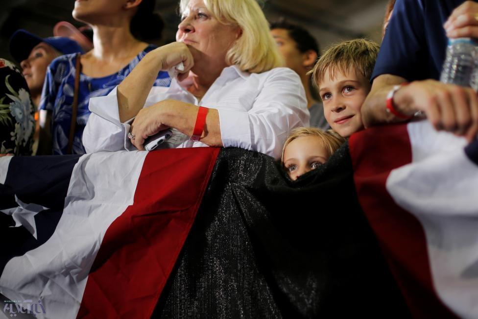 تصاویر | بامزهترین طرفداران هیلاری کلینتون