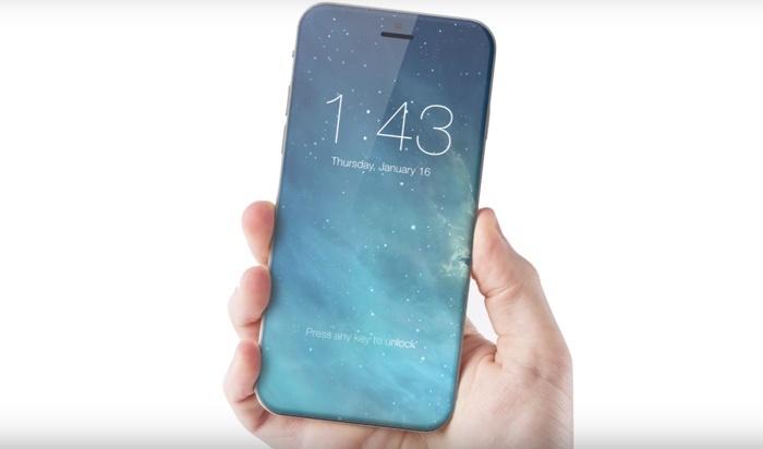 ثبت اختراع جدید اپل برای آیفون ۲۰۱۷