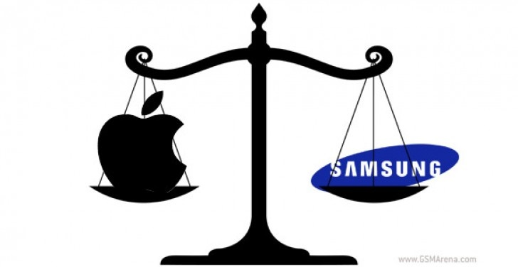 دادگاه استیناف پرداخت ۱۲۰ میلیون دلار سامسونگ به اپل را تایید مجدد کرد