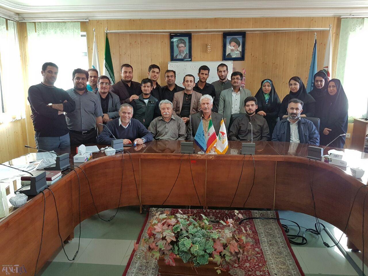 کلاس دانش افزایی والیبال برای خبرنگاران ورزشی ارومیه برگزار شد