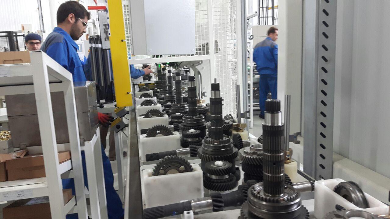 سه نوع گیربکس جدید تولید آزمایشی میشوند