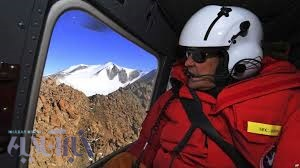 تصاویر | سفر جان کری به قطب جنوب