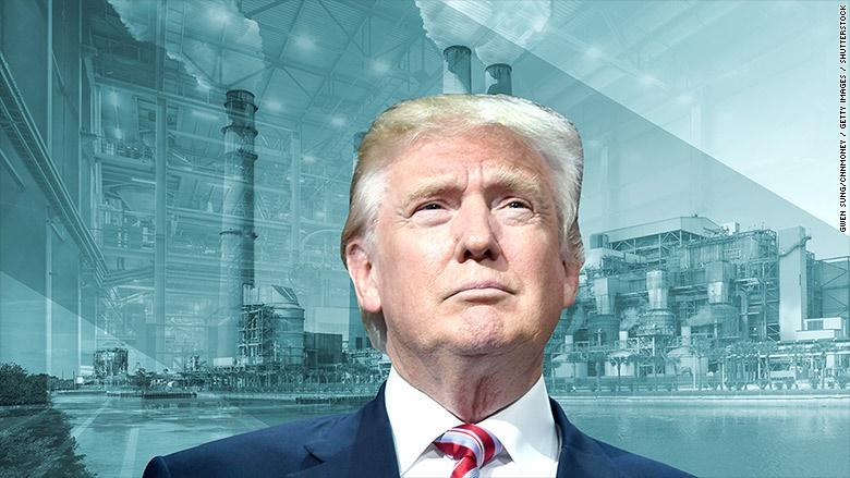 ترامپ دنبال راه حلی برای خروج سریع آمریکا از توافق اقلیمی پاریس