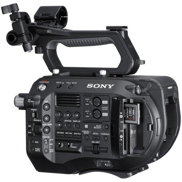 دوربین فیلمبرداری جدید سونی برای مستندسازان و یوتیوب کاران / عکس