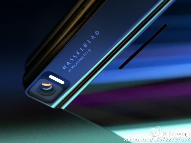 تصاویری از گوشی بسیار زیبا و متفاوت موتورولا با دوربین هاسلبلاد
