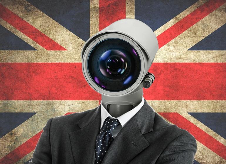 تصویب بدترین قانون نظارت آنلاین کاربران در انگلیس