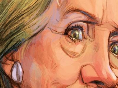 کاریکاتور | هیلاری بعد از انتخابات!
