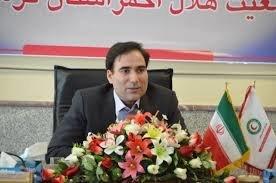 ۲۰ پایگاه هلال احمر کرمانشاه تا ۵ آذر در خدمت زائران حسینی