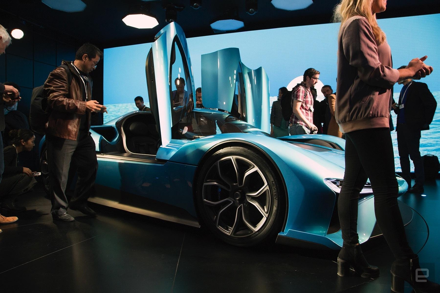 سریعترین خودروی الکتریکی جهان را ببینید/ صفر تا صد: ۲.۷ ثانیه