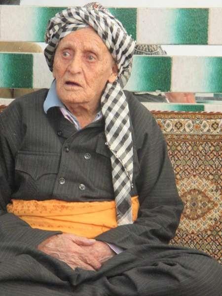 کهنسالترین ایرانی سرشماری شد؛ متولد ۱۲۶۰، ۱۳۵ ساله از کردستان/ عکس