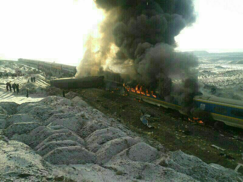 واکنش نمایندگان آذربایجان شرقی به حادثه قطار مسیر مشهد