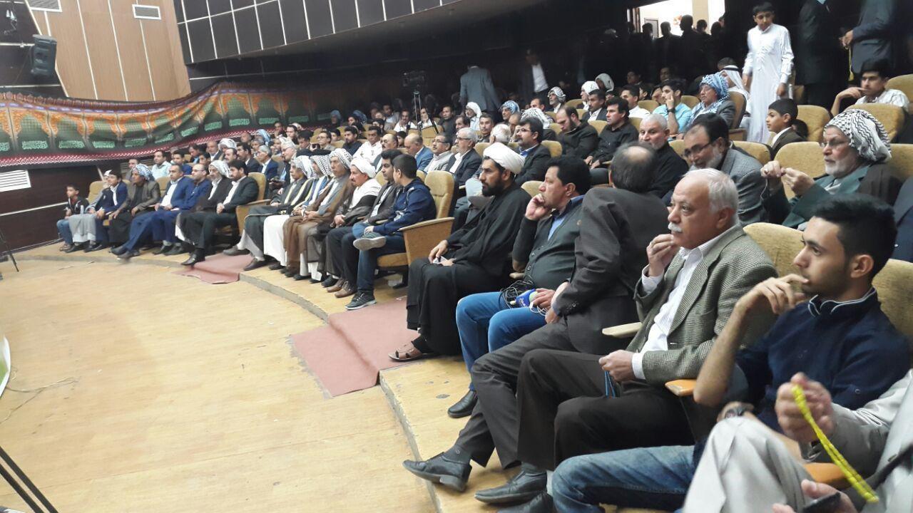 همایش بزرگداشت اولین برگزار کننده شبیه خوانی خوزستان برپا شد / کم توجهی میراث فرهنگی به مردم شناسی
