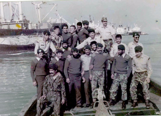 ۷ تکاور ایرانی، چگونه نیروی دریایی صدام را زمینگیر کردند؟