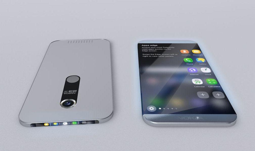 گوشی های جدید 2016 تصاویری از جدیدترین نمونه مفهومی گوشی نوکیا ۲۰۱۷، بسیار ...