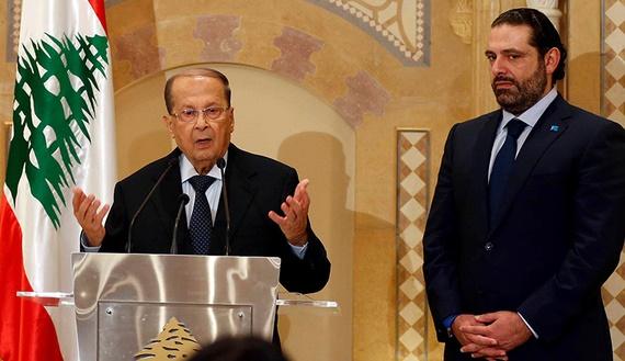 نظر شما درباره ریاست جمهوری میشل عون و نخست وزیری سعد حریری در لبنان چیست؟