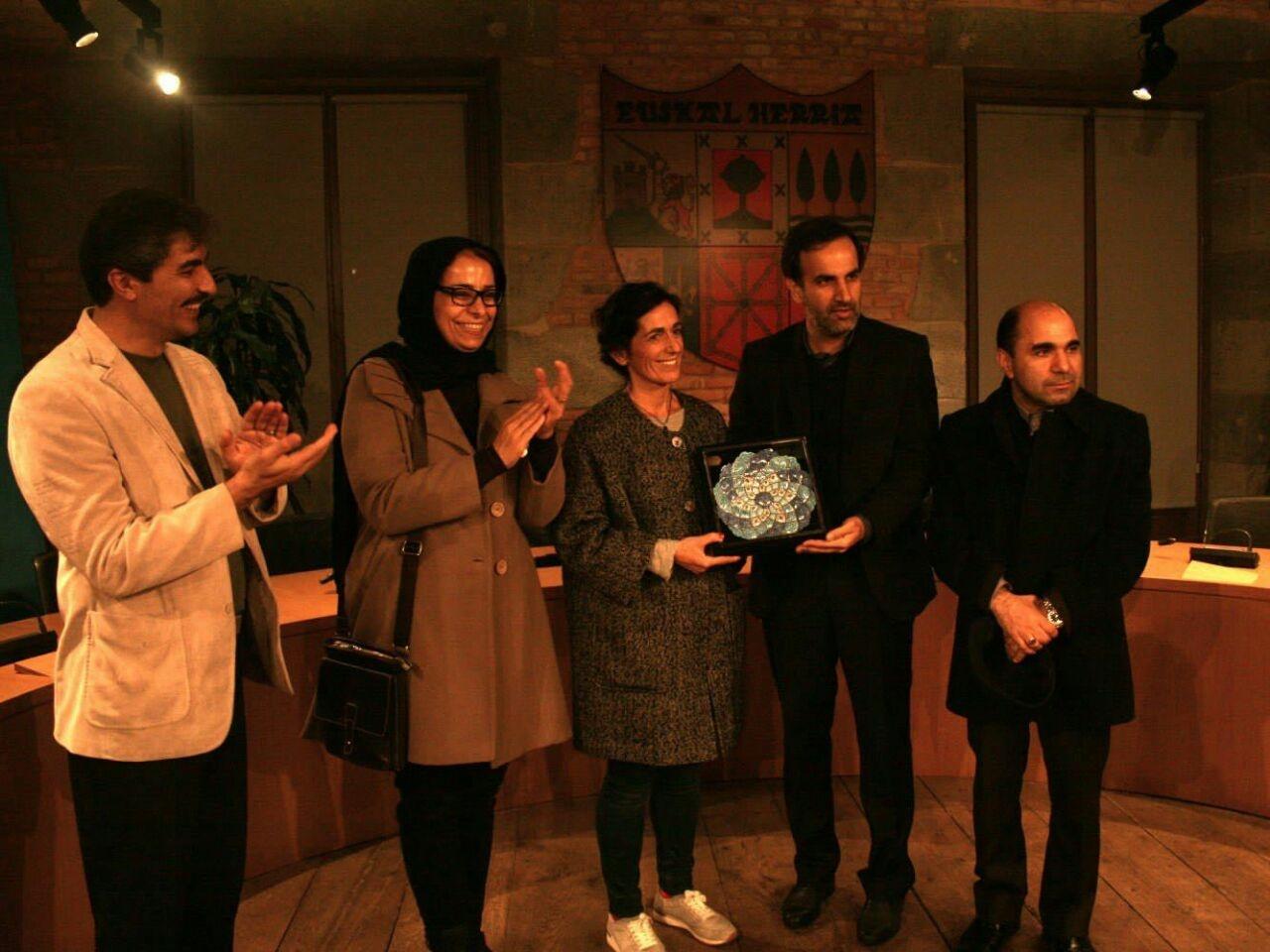 «یک رویاپرداز از ایران» در اسپانیا