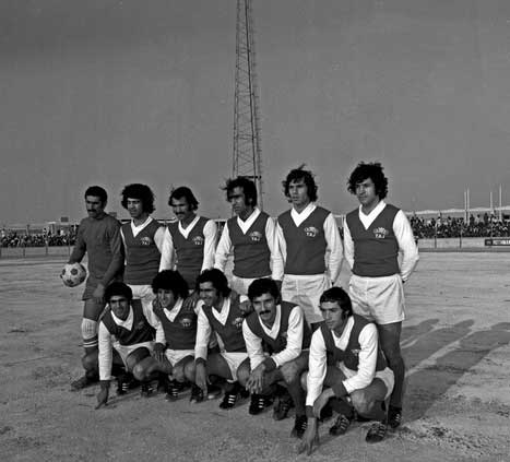 تصاویر | آلبوم خاطرات با مرحوم منصور پورحیدری