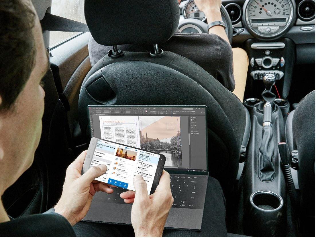 گوشی ویندوز دهی مایکروسافت با پردازنده لپتاپ کی میآید؟