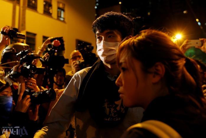 تصاویر | هرج و مرج مردم هنگکنگ در اعتراض به دخالتهای چین