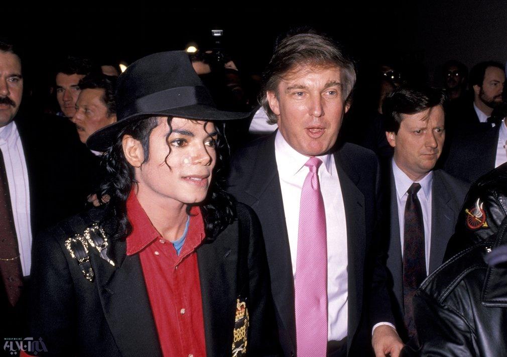 تصاویر | زندگی ترامپ در قاب تصویر | از ۴ سالگی تا عکس با مایکل جکسون و خانوادهاش