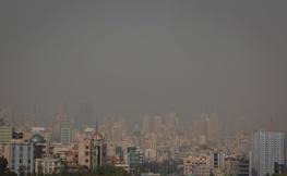 طلسم آلودگی هوا در تهران ادامه دارد/ هوا امروز هم ناسالم است