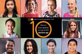 چرا دختران ۱۰ساله مهمند؟/ من ۱۰ساله هستم؛ تصویری از آینده