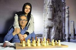 اولین باخت خادمالشریعه در گرند پری شطرنج بانوان جهان