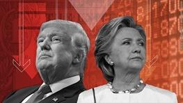 واکنش بازارها به نتایج اولیه انتخابات آمریکا؛سقوط در آسیا،صعود در آمریکا