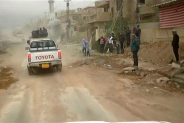 فیلم | نیروهای عراق به مرکز موصل نزدیک میشوند