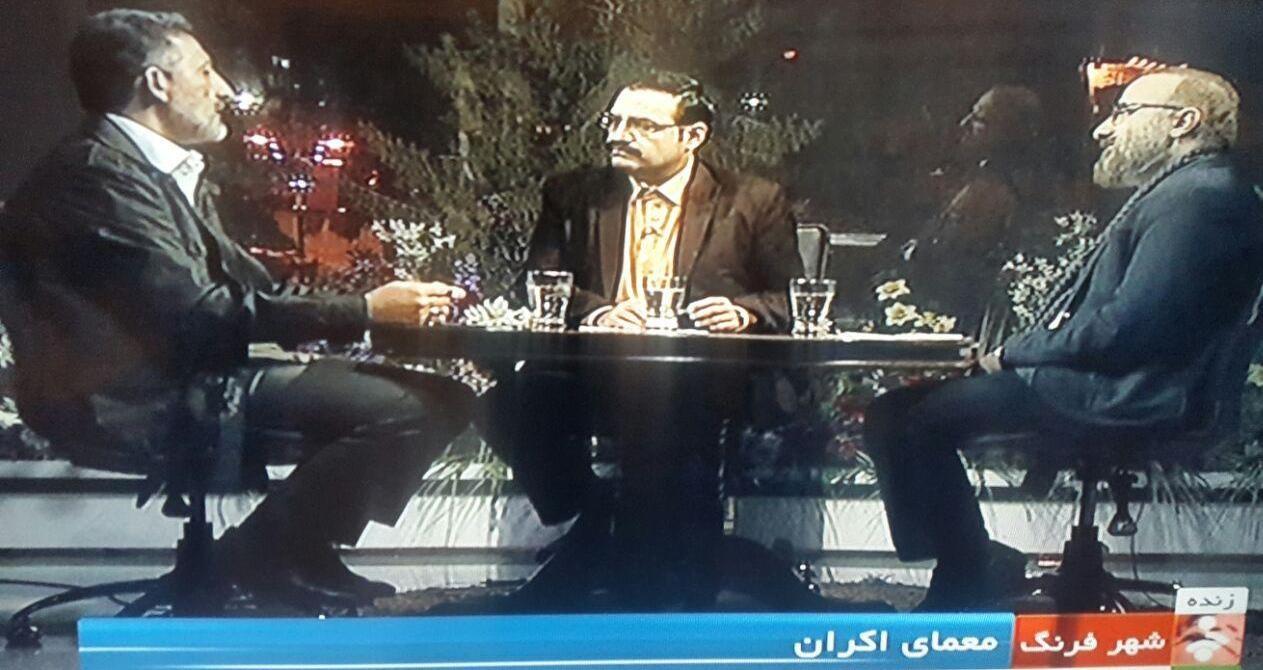مناظره جنجالی شبکه خبر درباره عملکرد حوزه هنری