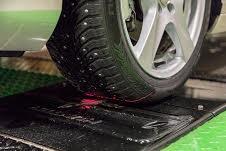 کمک گرفتن از لیزر برای تشخیص سلامت تایرهای خودرو