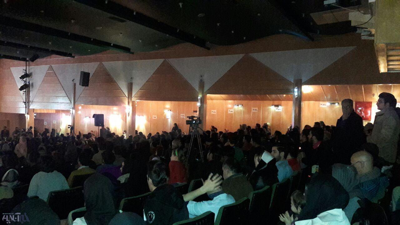 تصاویر   اختتامیه بیست و سومین جشنواره بینالمللی تئاتر کودک و نوجوان همدان