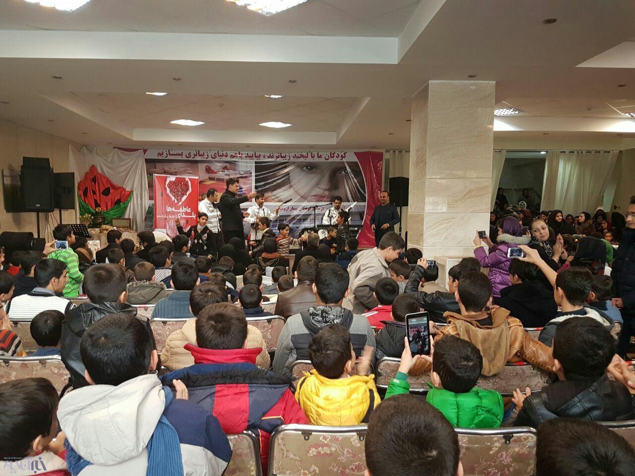 جشن یلدای عاطفه ها در ارومیه برگزار شد