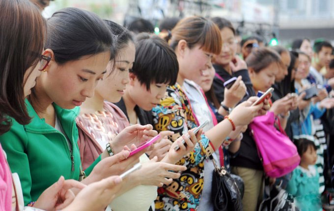 عرضه ۱۱۲ میلیون گوشی در چین درسه ماهه سوم ۲۰۱۶