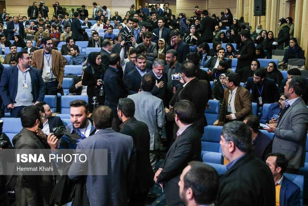 تصاویر | نشست صمیمی هماندیشی جوانان با اعضای دولت