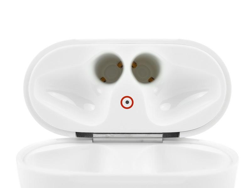 درون شکم ایرپادس، هدفون بیسیم اپل را ببینید