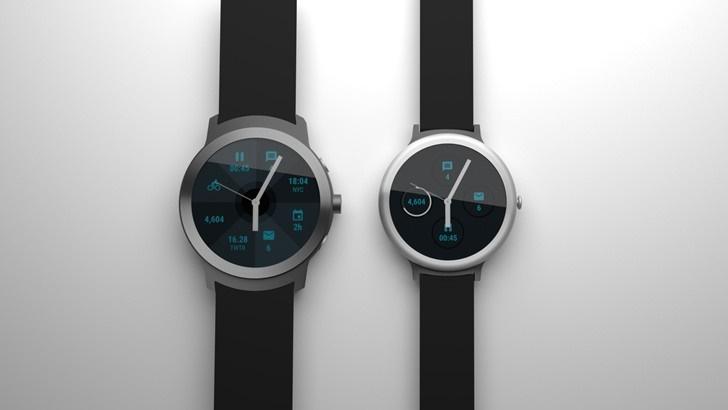 ورود دو ساعت هوشمند جدید گوگل در ابتدای ۲۰۱۷