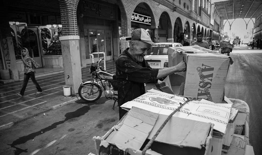 تصاویر | کارتنهایی که نان میشوند