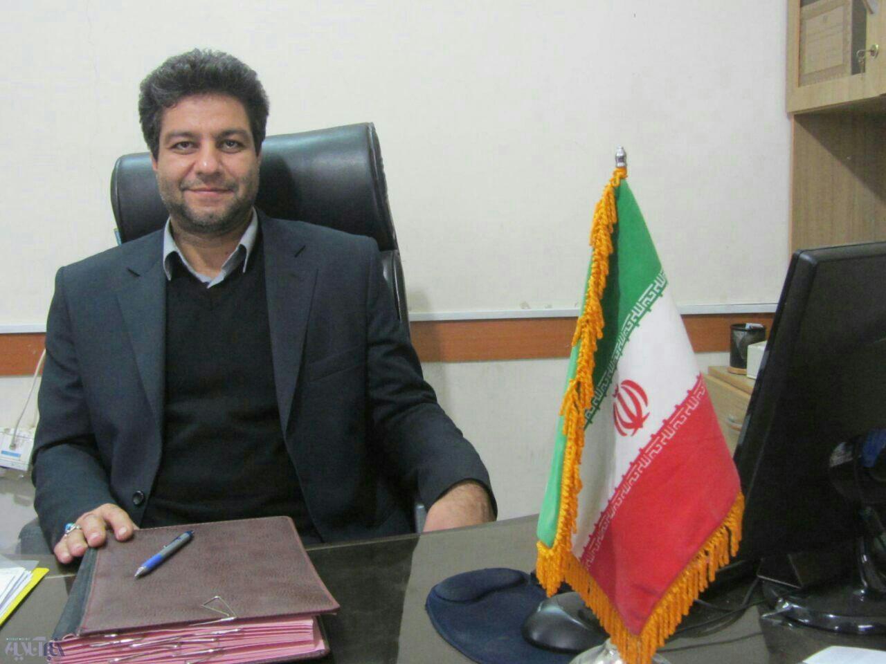 معارفه معاون تعاون اداره کل تعاون، کار و رفاه اجتماعی استان کرمانشاه