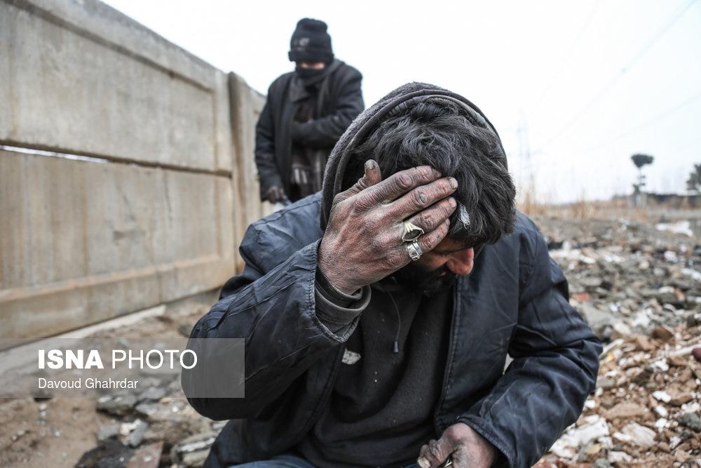 تصاویر | رانده از گور | جمعآوری گورخوابها پس از گزارش جنجالی