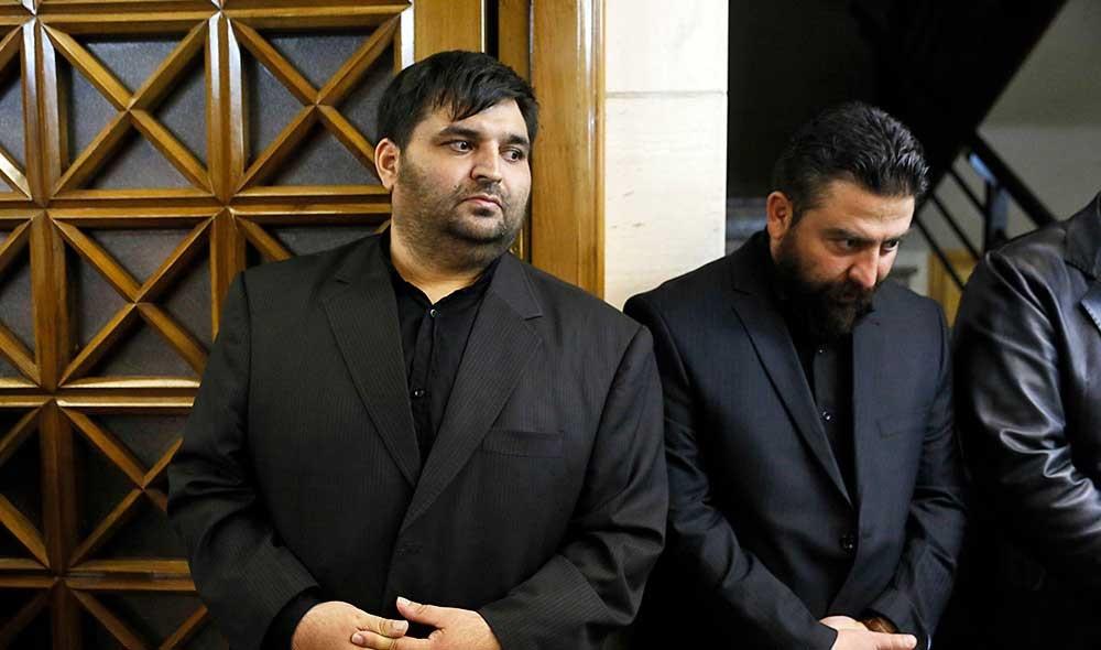 تصاویر   چهرههایی که به مراسم ترحیم پدر حسین رضازاده رفتند