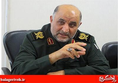 سردار مرتضی کشکولی: از بدو انقلاب ریشه فتنه پایه گذاری شده بود