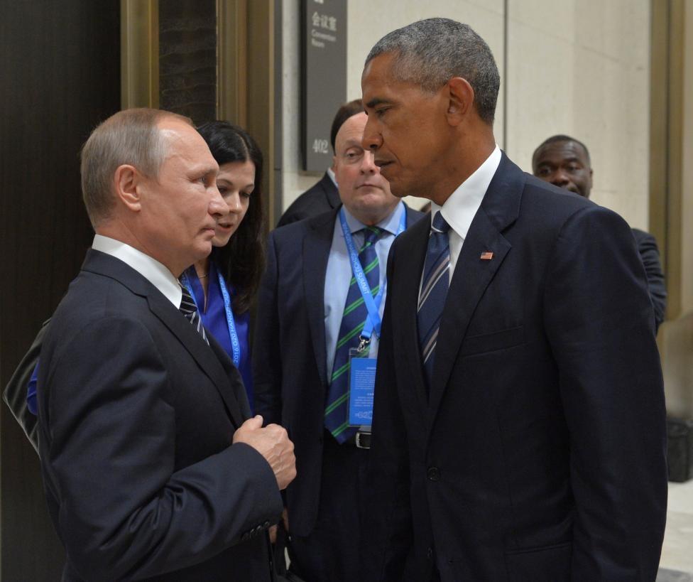 تصاویر | روابط اوباما و پوتین در گذر زمان