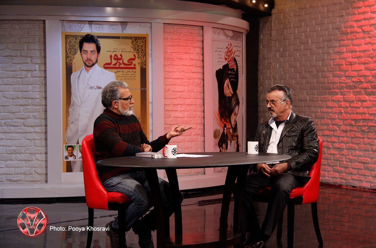فخیمزاده: سانسور باعث شد ژانر پلیسی خفه شود